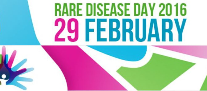 Celebrating #RareDiseaseDay