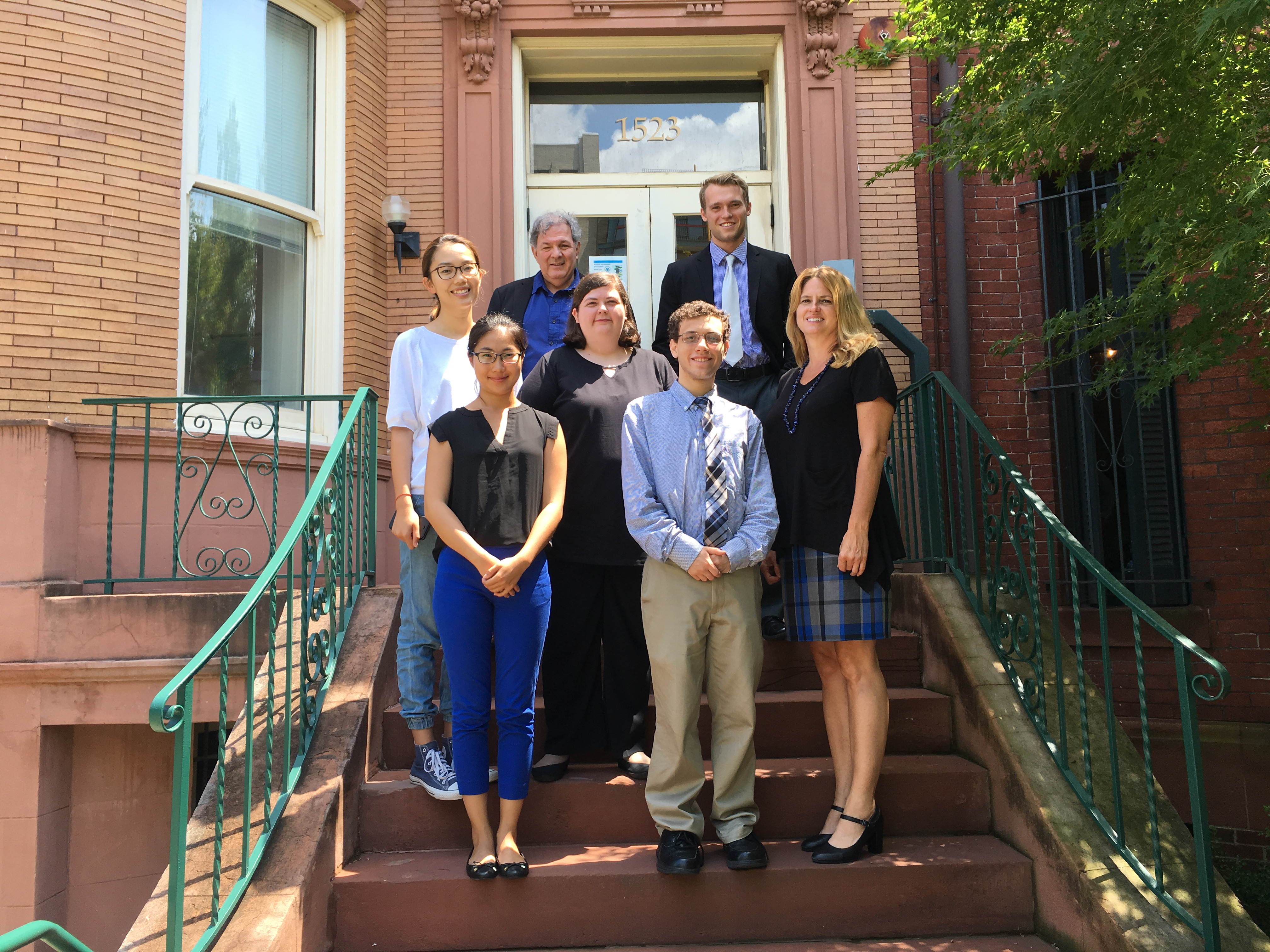 2016 AAI Summer Intern Team