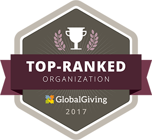 GlobalGiving Top Ranked 2017