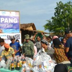 Zamboanga Refugee Relief Mission, Jul 30th 2014